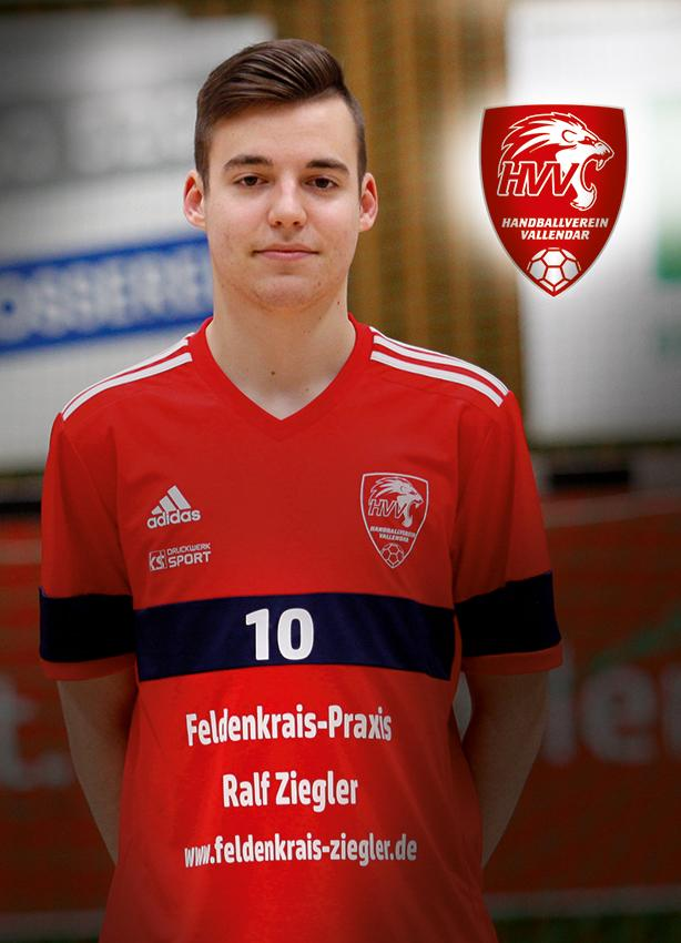 10   Niklas Becker