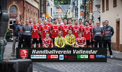 Team1 des HV-Vallendar