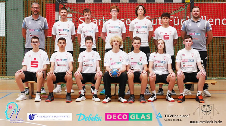 B-Jugend Handballverein Vallendar