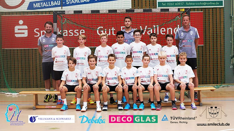 D-Jugend Handballverein Vallendar