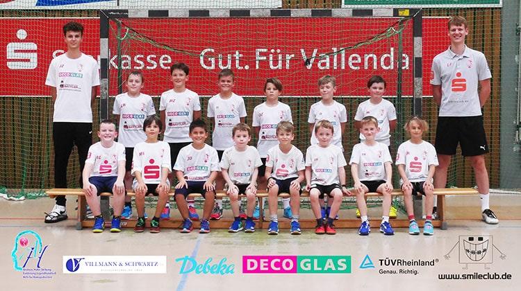 E-Jugend Handballverein Vallendar
