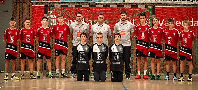 HV Vallendar: C-Jugend 2017-2018