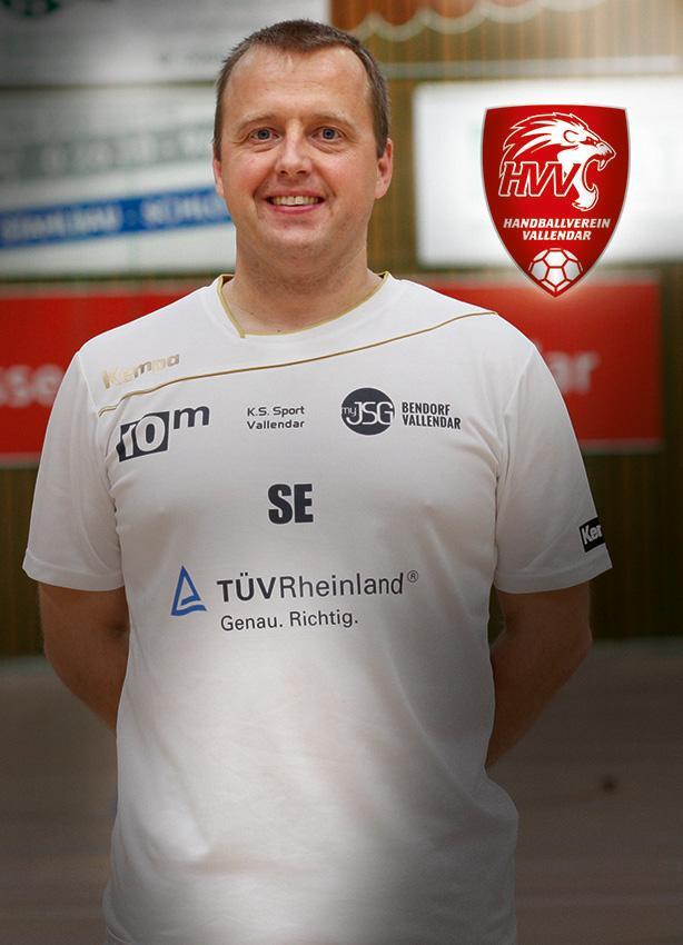 Sven Eickmeier   Trainer