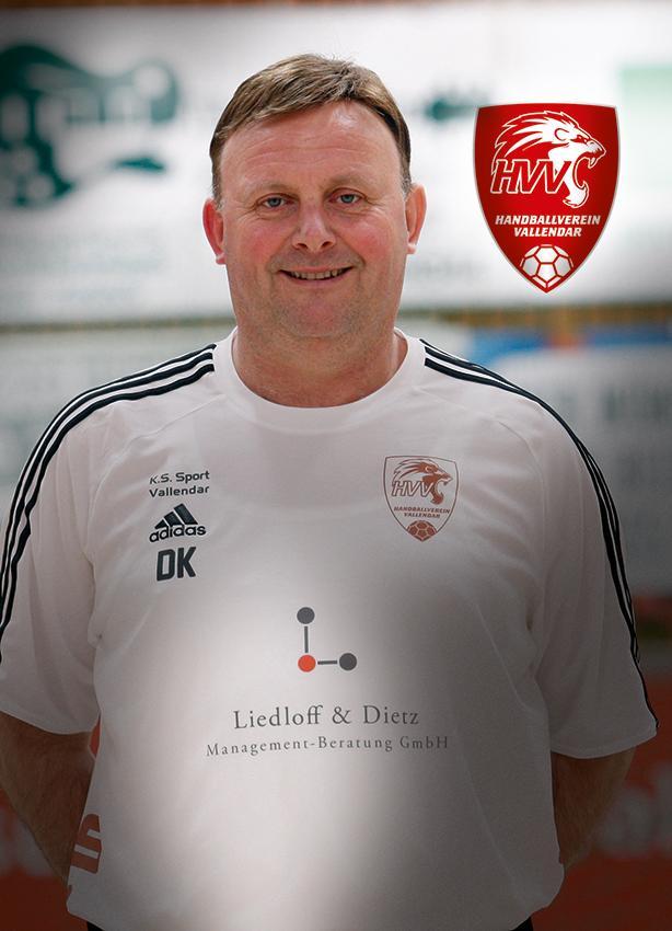 Trainer   Dirk Koch
